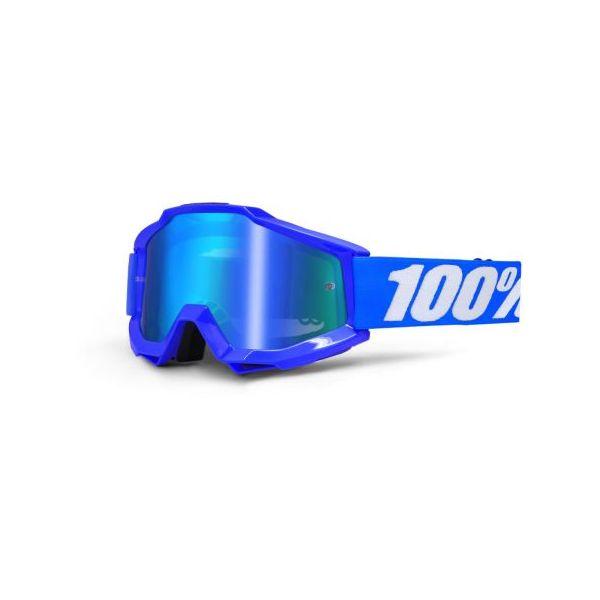 Ochelari MX-Enduro 100 la suta Ochelari Accuri  BL MIR/BL