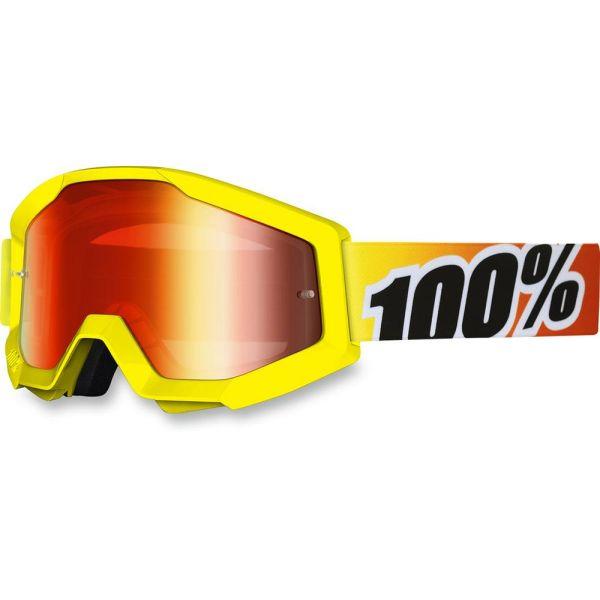 Ochelari MX-Enduro 100 la suta Ochelari Strata SUNNY MIR RD