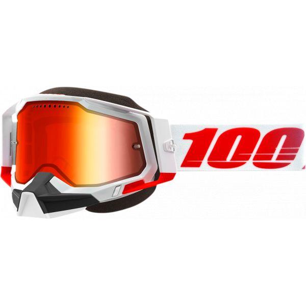 Ochelari Snowmobil 100 la suta Ochelari Snow Racecraft 2 St-Kith Mirror Lens
