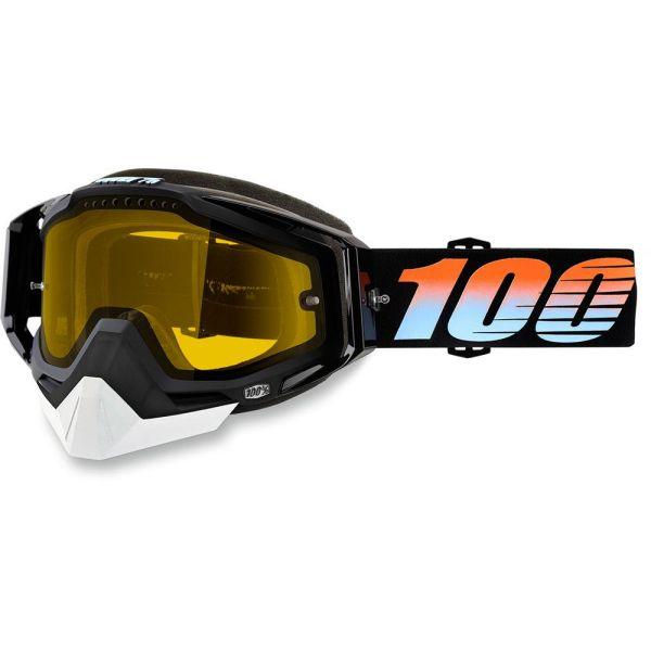 Ochelari Snowmobil 100 la suta Ochelari Racecraft Snow STR/YL