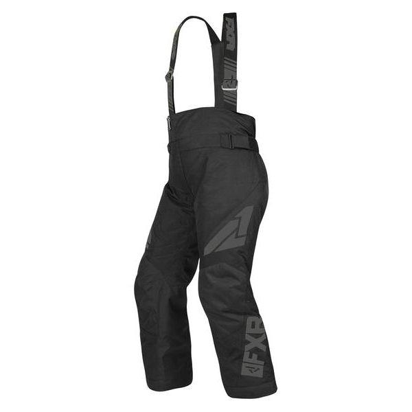 Pantaloni Snow - Copii FXR Pantaloni Snow Copii Insulated Clutch Black Ops 2019