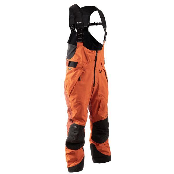 Pantaloni Snow Tobe Pantaloni Snow Bib Vivid Non-Insulated Tigerlily 2022