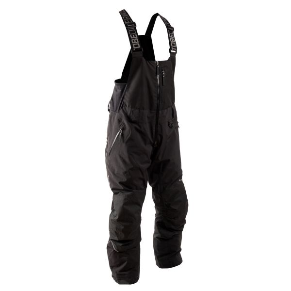 Pantaloni Snow Tobe Pantaloni Snow Insulated Iter V2 Black 2022