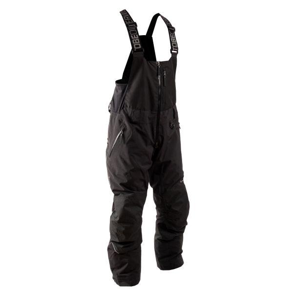 Pantaloni Snow Tobe Pantaloni Snow Non-Insulated Iter V2 Black 2022