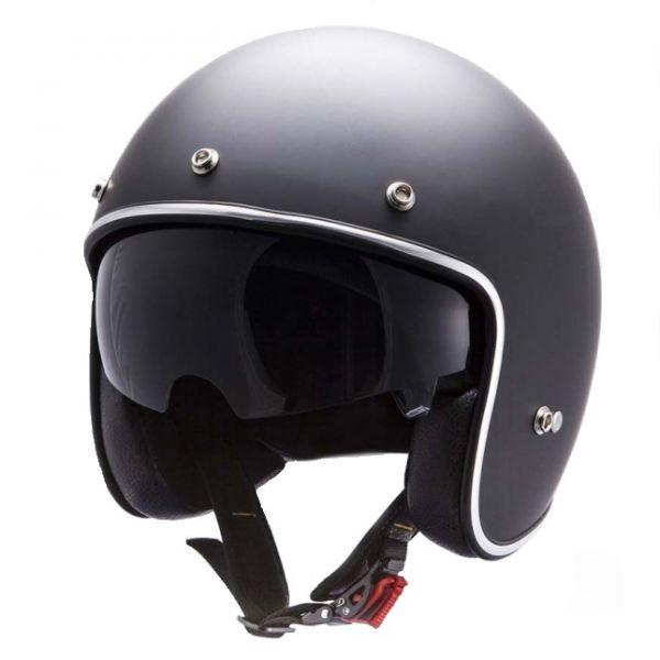 Casti Moto Jet (Open Face) MT Helmets LICHIDARE STOC Casca Le Mans SV Negru Mat