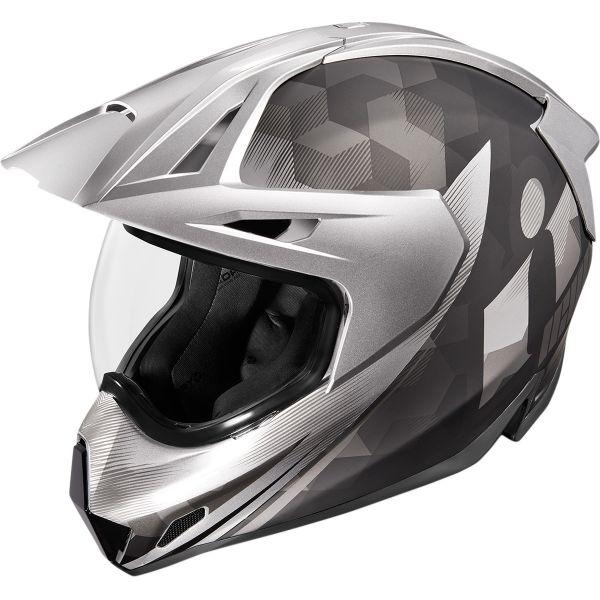 Casti Moto Adventure-Touring Icon Casca Moto Full-Face Variant Pro Ascension Black 2021