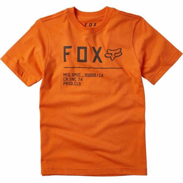 Tricouri/Camasi Casual Fox Tricou Copii Non Stop Orange 2020