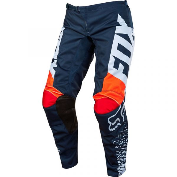 Tricouri MX-Enduro Fox Pantaloni Moto MX Dama 180 Race Gray/Orange