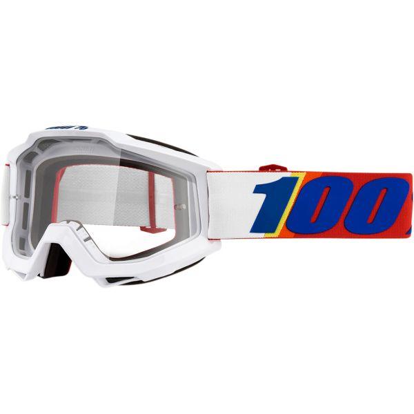 Ochelari MX-Enduro 100 la suta Ochelari MX Accuri Minima S20 Clear Lens