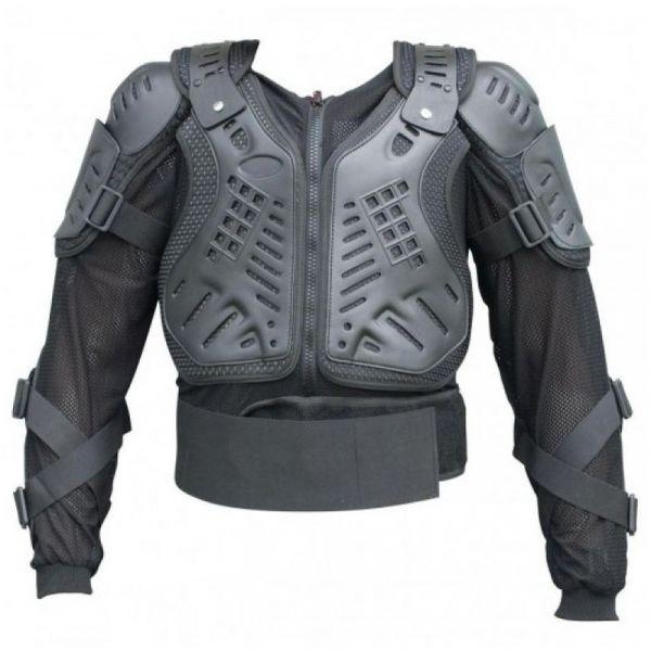 Armuri Moto-Integrale CS Armura Integrala Scorpion Buzzer Black