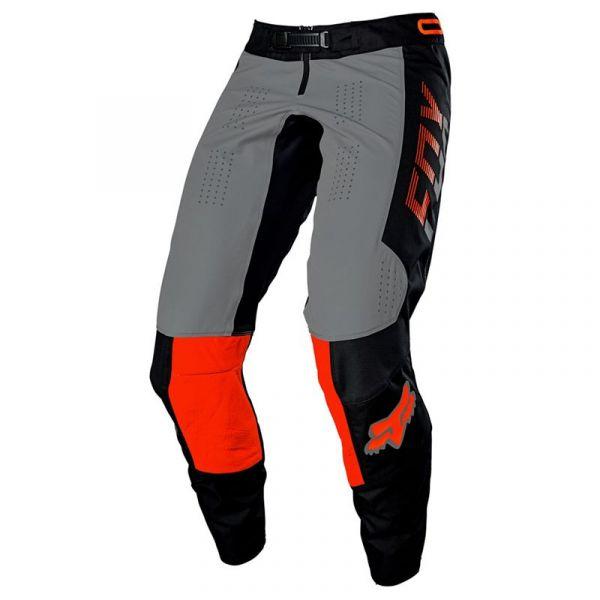 Pantaloni MX-Enduro Fox Pantaloni Moto MX 360 Afterburn Black/Grey 2021