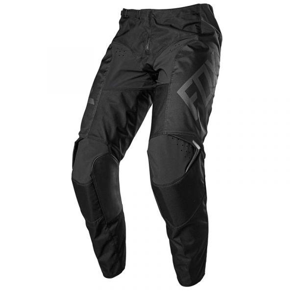 Pantaloni MX-Enduro Fox Pantaloni Moto MX 180 REVN Black/Black 2021