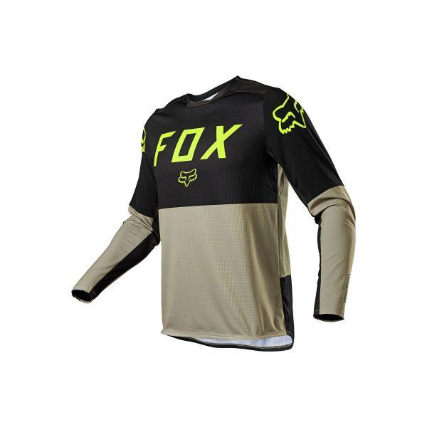 Tricouri MX-Enduro Fox Tricou MX Legion LT Sand 2020
