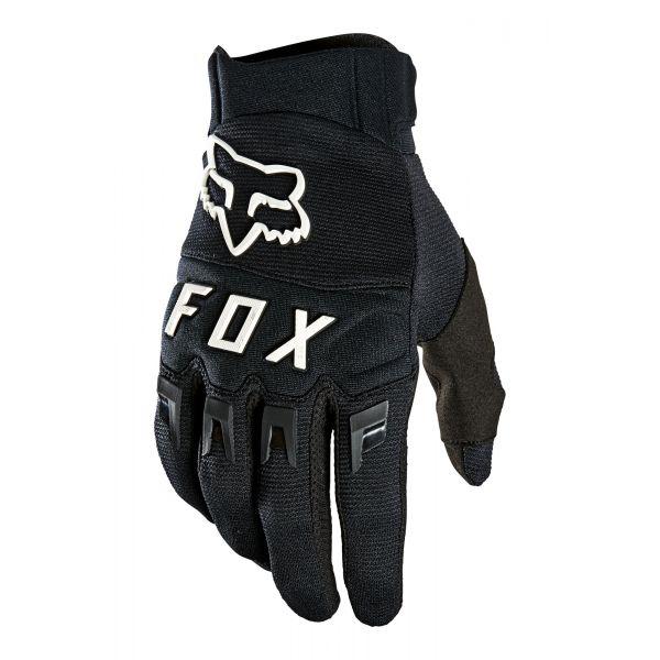 Manusi MX-Enduro Fox Manusi Moto Dirtpaw Black MX21