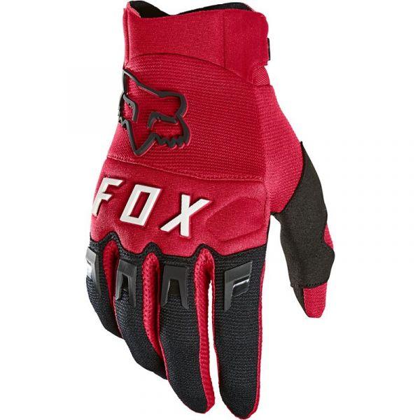 Manusi MX-Enduro Fox Manusi Moto MX Dirtpaw Flame Red 2021