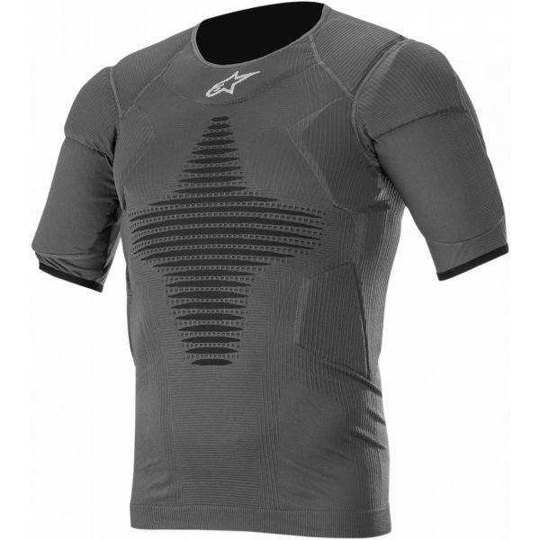 Protectii Piept-Spate Alpinestars Vesta Moto Protectie Armour A-O Grey/Black 2021