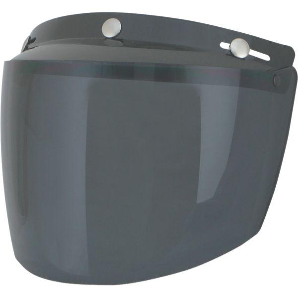 Accesorii Casti Strada AFX Viziera Moto Dark Smoke 3-Snap