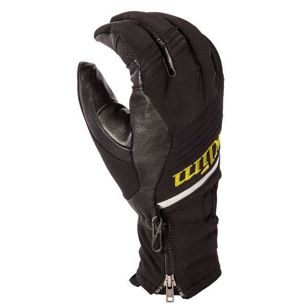 Manusi MX-Enduro Klim Manusi Moto MX Powerxross Gore Grip Black