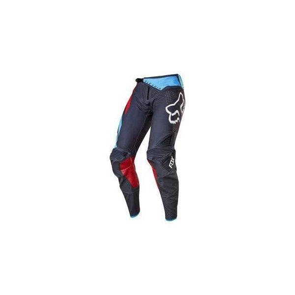 Fox LICHIDARE STOC Pantaloni Flexair Seca Red