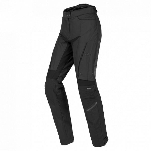 Pantaloni Moto Textil - Dama Spidi Pantaloni Moto Textili Dama 4 Season Evo H2OUT Black 2021