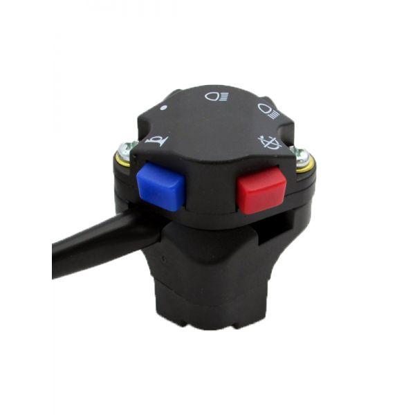 Butoane 4MX Bloc Comenzi Lumini KTM/Husqvarna/Husaberg -15