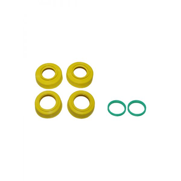 Jante si Roti 4MX Protectii Rulmenti Roti KTM/Husqvarna 2015-2017 Yellow