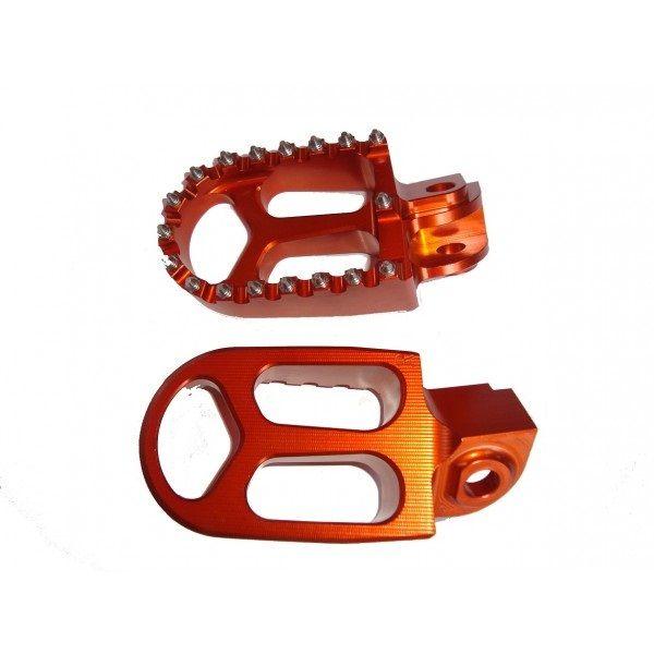 Scarite MX-Enduro 4MX Scarite KTM 4MX Racing Aluminiu Orange
