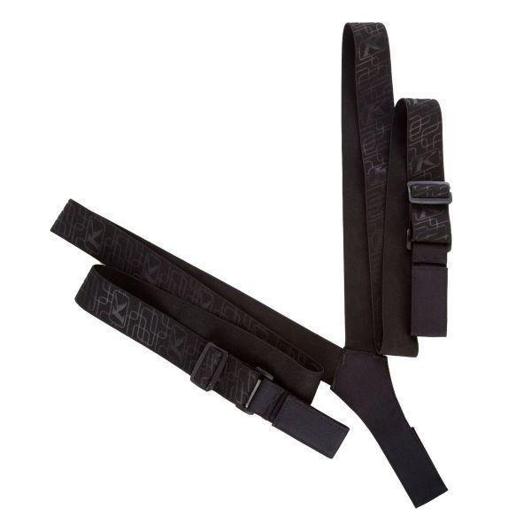 Pantaloni Moto Textil Klim Bretele Pentru Pantaloni Badlands Black 2021