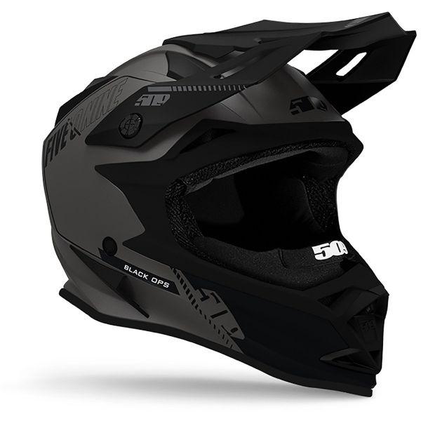 Casti Snowmobil 509 Casca Altitude Pro Carbon Composite ECE Black Ops 2020