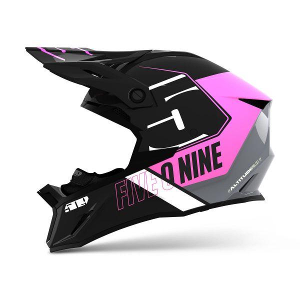 Casti Snowmobil 509 Casca Snow Altitude 2.0 ECE Pink 2021