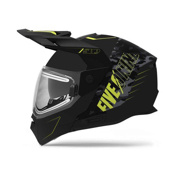 Casti Snowmobil 509 Casca Snow Delta R4 Ignite Black Camo Matt 2022