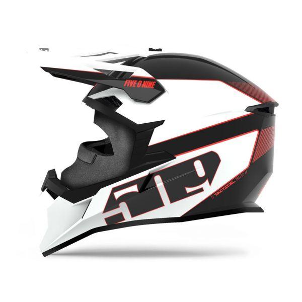Casti Snowmobil 509 Casca Snow Tactical 2.0 Racing Red Gloss 2022