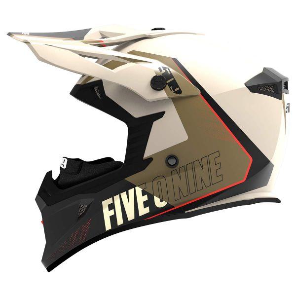 Casti Snowmobil 509 Casca Tactical ECE Desert Khaki/Olive 2020