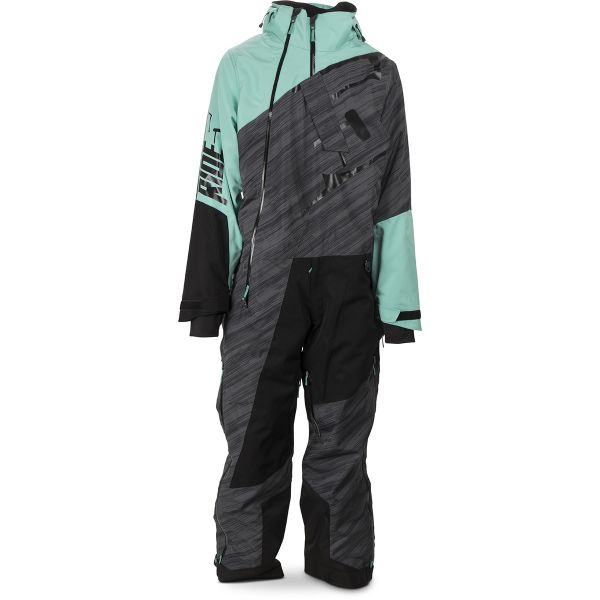 509 Combinezon Insulated Allid Teal 2020