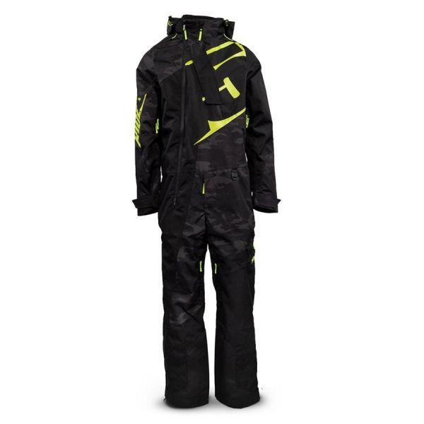 Combinezon Monosuit SNOW 509 Combinezon Snow Non-Insulated Allied Black Camo 2022