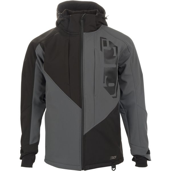 509 Geaca Snow Non Insulated Tactical Elite Softshell Black Ops 2020
