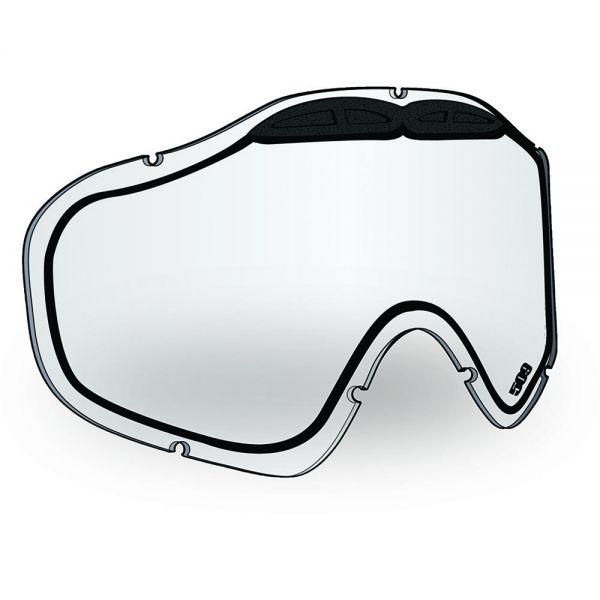 Ochelari Snowmobil 509 Lentila Incalzita Clara Sinister X5 Ignite
