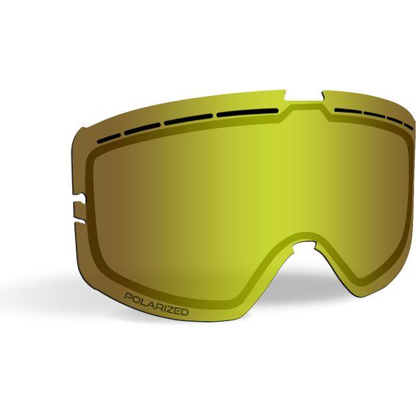 Accesorii Ochelari Snow 509 Lentila Incalzita Kingpin Ignite Polarized Yellow
