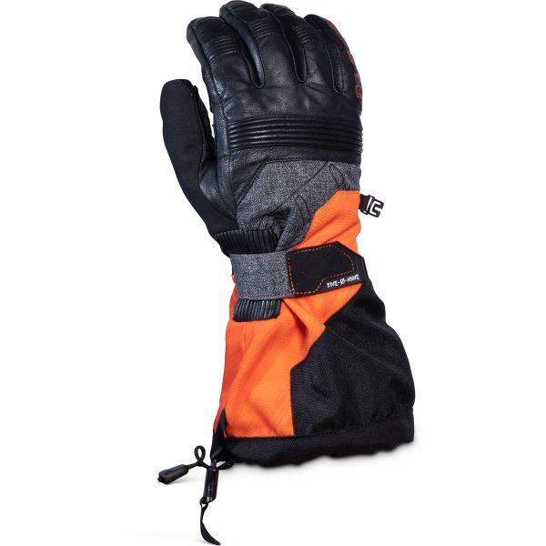 509 Manusi Snow Backcountry Orange 2020