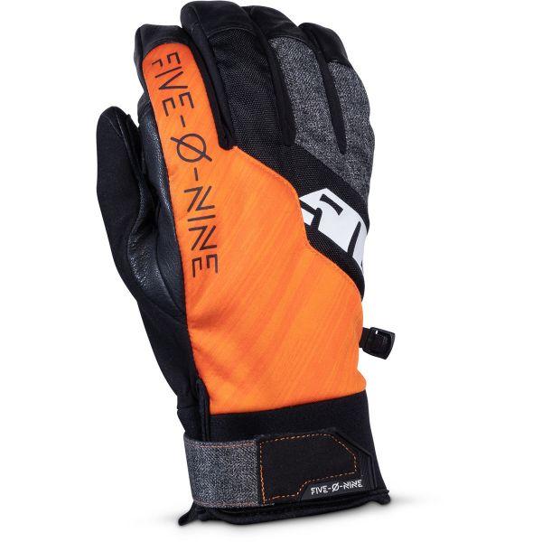 Manusi Snowmobil 509 Manusi Snow Freeride Orange 2020