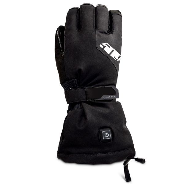 Manusi Snowmobil 509 Manusi Snow Insulated Backcountry Ignite Black 2021