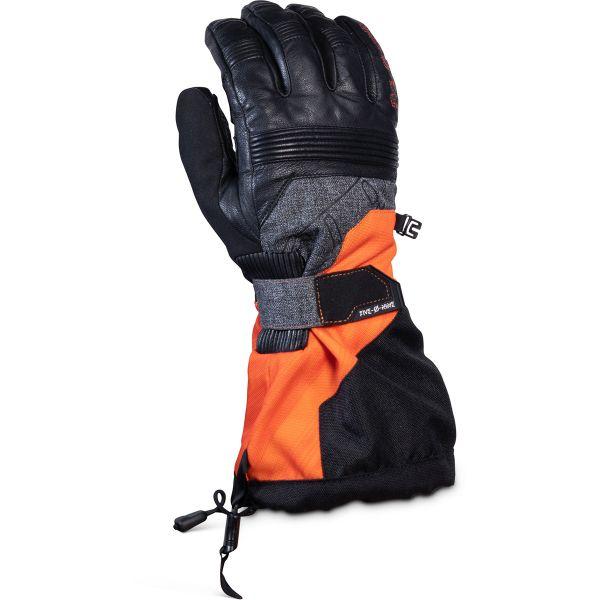 Manusi Snowmobil 509 Manusi Snow Insulated Range Orange 2020