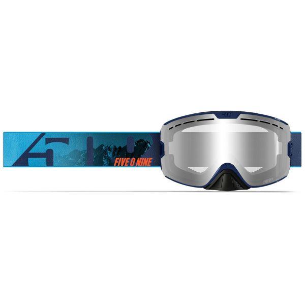 Ochelari Snowmobil 509 Ochelari Snow Kingpin Cyan Navy 2021