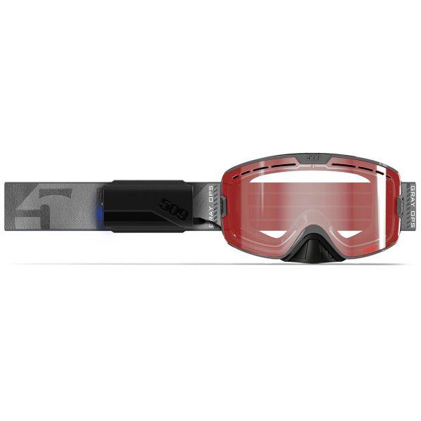 Ochelari Snowmobil 509 Ochelari Snow Kingpin Ignite Gray Ops 2021