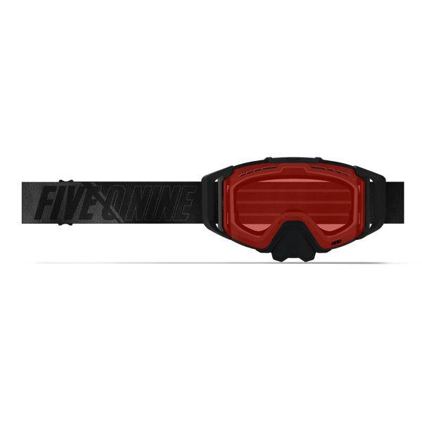 Ochelari Snowmobil 509 Ochelari Snow Sinister X6 Black with Rose 2021