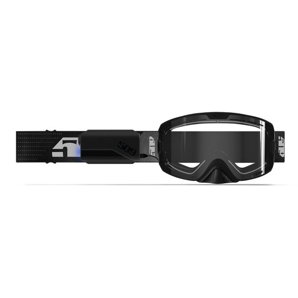 Snow Goggles 509 Kingpin Ignite Snowmobile Goggle Heated Nightvision Clear Lens