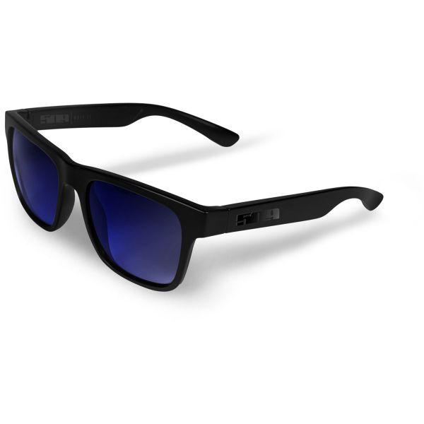 Ochelari de Soare 509 Ochelari Soare Whipit Gloss Black (Polarized Blue Mirror)