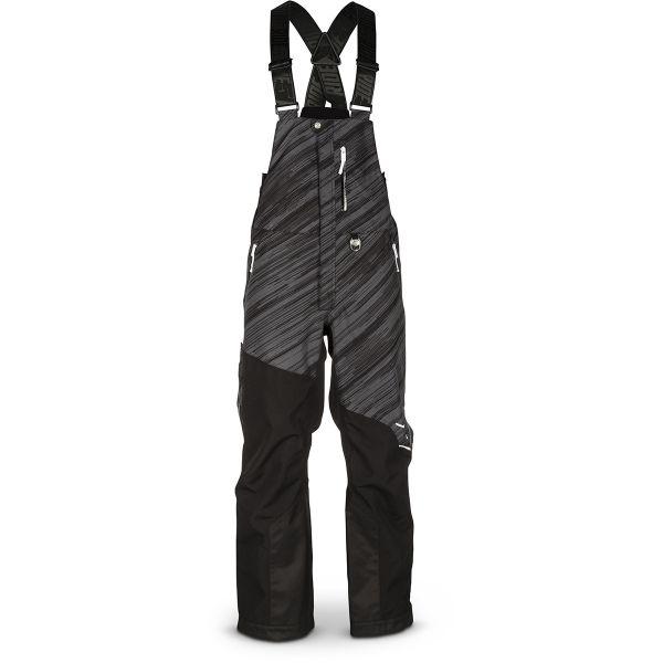 Pantaloni Snow 509 Pantaloni Evolve Bib Shell - Black Ops 2019