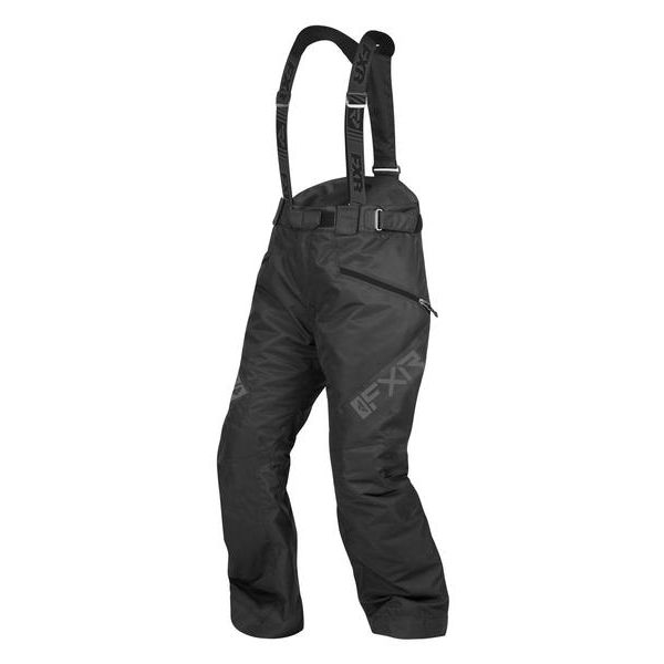 Pantaloni Snow - Dama FXR Pantaloni Snow Dama Insulated Fresh Black Ops 2021