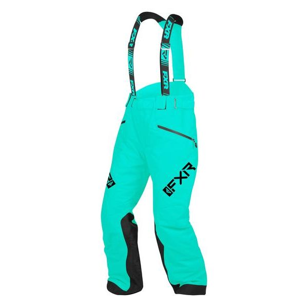 Pantaloni Snow - Dama FXR Pantaloni Snow Dama Insulated Fresh Mint 2021